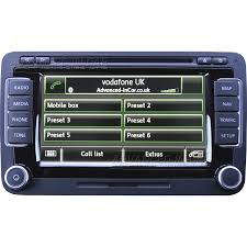 volkswagen original genuine bluetooth advanced in car technologies