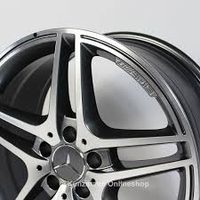 mercedes c63 amg alloys light alloy wheels styling 4 iv from the c63 amg mercedes