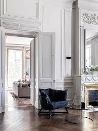 Parisian Interior Design Style Stunning Classic French Apartment Photo Felix Forest Interiors