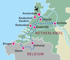 pbs gardensmart holland and belgium rhine river cruise tap into