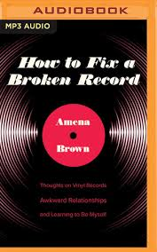 how to fix a broken record thoughts on vinyl records awkward