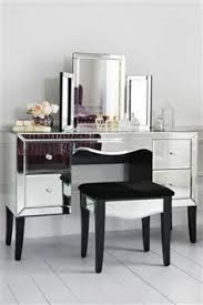 Mirrored Vanity Table Gorgeous Art Deco Mirrored Dressing Table With Mirror I Like It