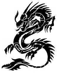 chinese dragon tattoo design tribal dragon tattoo designs google search for me pinterest