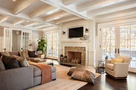 Cozy Family Room Traditional Family Room New York By - Cozy family room decorating ideas