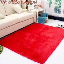 tappeto moderno rosso nk decorazione stile moderno casa tappeto rosso colore pavimenti