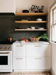 ikea wood kitchen cabinets 8 ikea kitchen hacks that ll convince you to go flat pack