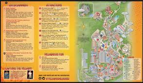 Disney Hollywood Studios Map Map For Villains Unleashed Revealed Hints At 2015 Villain Events