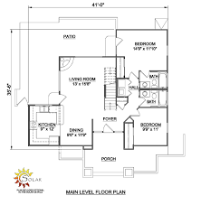 southwest house plans southwestern house plan chp 5671 level 1 house floor plans