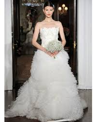carolina herrera wedding dress carolina herrera wedding gown collection weddings