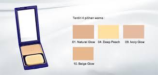 Bedak Ines jual inez compact powder 01 glow bedak padat salam sehat