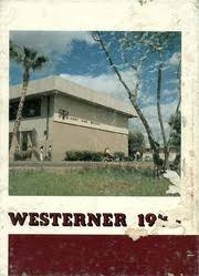 west high yearbook west high school westerner yearbook az