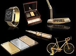 goldgenie luxury gold gifts products 24k gold iphone 7