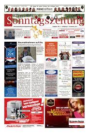 G Stige Hochglanz K Hen Bayreuther Sonntagszeitung Vom 27 11 2016 By Bayreuther