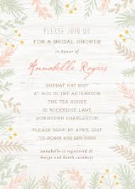 bridal invitation walmart stationery shop bridal shower invitations