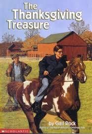 the thanksgiving treasure gail rock paperback 0439193176