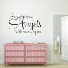 Removable Nursery Wall Decals Quotes Wall Decal Lettering Quote Wall Stickers