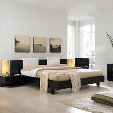 modern bedroom design ideas black and white tv above fireplace