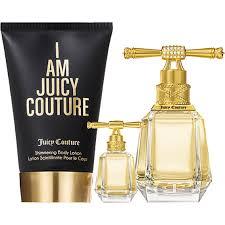 Juicy Couture Home Decor Juicy Couture I Am Juicy Couture 3 4 Oz Eau De Parfum Gift Set