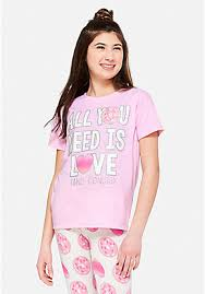 clearance pajamas sets robes on sale justice