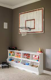 Indoor Wall Mounted Basketball Hoop For Boys Room In House Basketball Hoop Freecycle Basketball Hoop Home