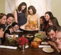 modern family thanksgiving special day celebrations