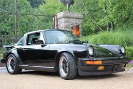 1986 porsche 911 targa 1986 porsche 911 targa black on black 5 speed manual inspected