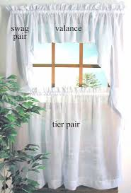 Window Swags And Valances Patterns 100 Kitchen Curtains Valances And Swags Window Waverly
