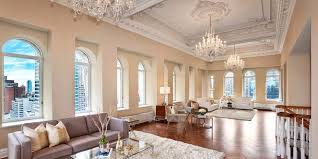 inside trumps penthouse tour a 35 million penthouse owned by trump s trust business insider