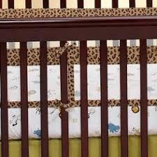 Crib Bedding Separates Nojo Secure Me Mesh Crib Liner Pretty In Purple Baby