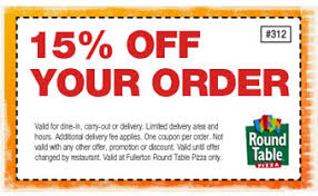 round table pizza menu coupons round table pizza printable coupons l60 on cool home decoration idea
