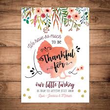 ways to announce your pregnancy on thanksgiving