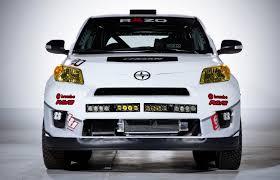 subaru hatchback custom rally lights stripes turbo meet scion u0027s latest rally spec xd hatchback