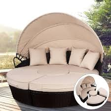 boca grande outdoor daybed with cushions by christopher knight
