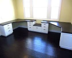 2 desk home office two person office design dual desk home office custom w message
