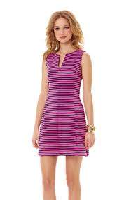 sleeveless dress brielle sleeveless fit and flare dress 81397 lilly pulitzer