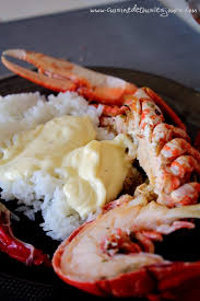 comment cuisiner un homard congelé homards et court bouillon cuisine de tous les jours