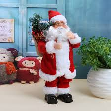 New Year Decorations Online by Online Shop Christmas Santa Claus Doll Dance With Sound Navidad