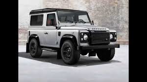 range rover silver interior 2014 land rover defender black and silver packs youtube