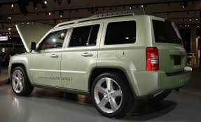 dodge jeep 2007 jeep patriot reviews jeep patriot price photos and specs car
