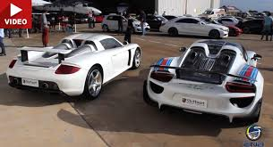 pics of porsche gt past vs present porsche gt takes on 918 spyder