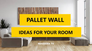 Laminate Flooring For Walls 60 Awesome Pallet Wall Art Design Ideas For Your Room 2017 Youtube