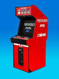 Neo Geo Arcade Cabinet Arcade Tv Alex Deviantart