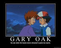Gary Meme - image 62394 gary oak know your meme