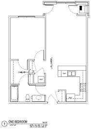 One Madison Floor Plans Metro View Apartments Madison Wi