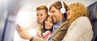 flying with the family lufthansa united states of america