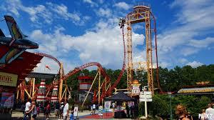 Acrophobia Six Flags 2016 Us Theme Park Trip Reports Sf Fiesta Tx U0026 Zdts Theme