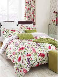 Sanderson Duvet Covers And Curtains Bedeck Sanderson Spring Flowers Bedding Oldrids U0026 Downtown