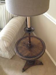 End Table L Combo L L Table Combo Walmart Floor Ls End With Attached