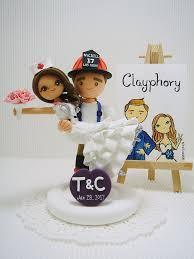 fireman wedding cake topper wedding cake wedding cakes fireman wedding cake topper