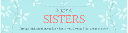 personalized gifts for sisters at personal creations
